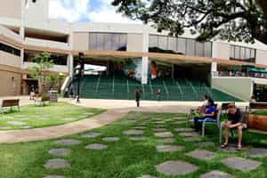 UH Manoa Campus Center